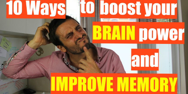 8 Tips for Improving Your Memory