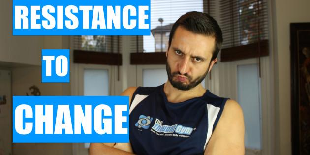 Resistance to Change | Hari Kalymnios