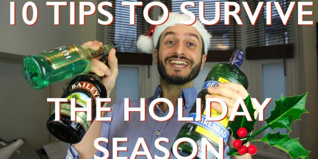 Hari Kalymnios Christmas Tips