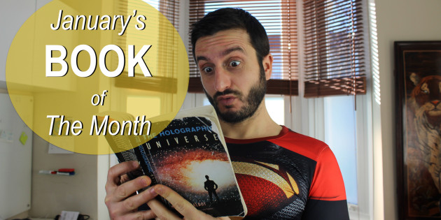 Book Of Month | Hari Kalymnios