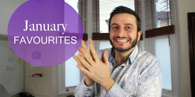 January Favourites | Hari Kalymnios