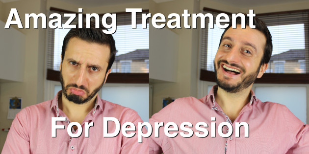 Depression Solution| Hari Kalymnios