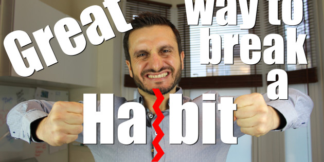 Break Bad Habits | Hari Kalymnios | The Thought Gym