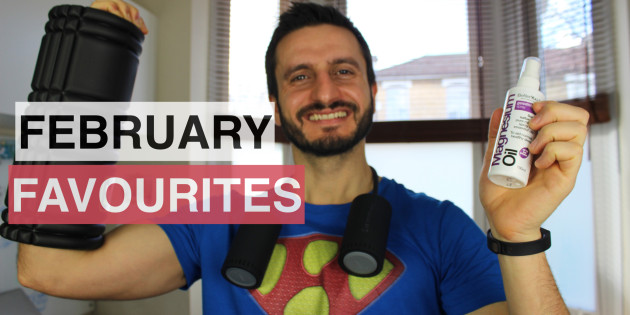 Hari Kalymnios | The Thought Gym | February Favourites