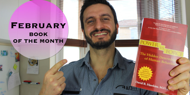 Book of the Month | Hari Kalymnios | The Thought Gym