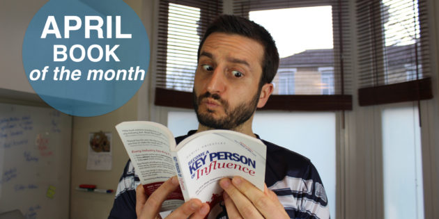 Book of the Month - April | Hari Kalymnios