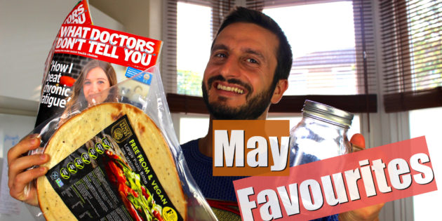 Fave Things May | Hari Kalymnios