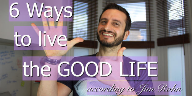 Good life | Hari Kalymnios | The Thought Gym