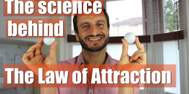 The Law of Attraction | Hari Kalymnios | The Thought Gym