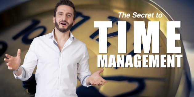 Hari Kalymnios | Time Management | The Thought Gym