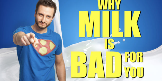 Why Milk Is Bad   Hari Kalymnios   The Thought Gym