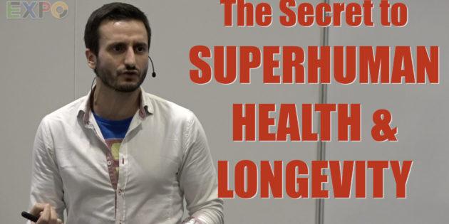 Hari Kalymnios | Superhuman Longevity