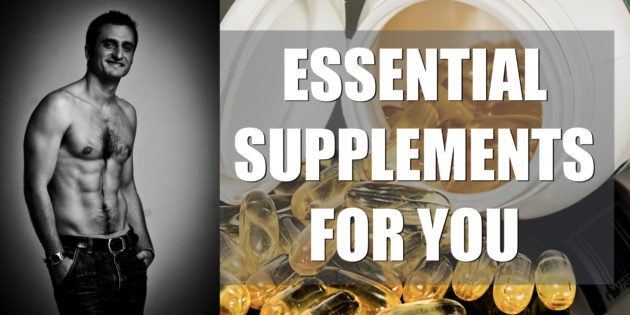 Supplements | Hari Kalymnios | The Thought Gym