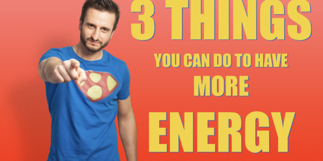 Hari kalymnios | The Thought Gym | How To Have Energy