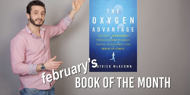 the oxygen advantage - Patrick McKeown - hari kalymnios