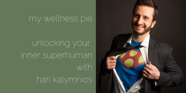 My Wellness Pie Hari Kalymnios