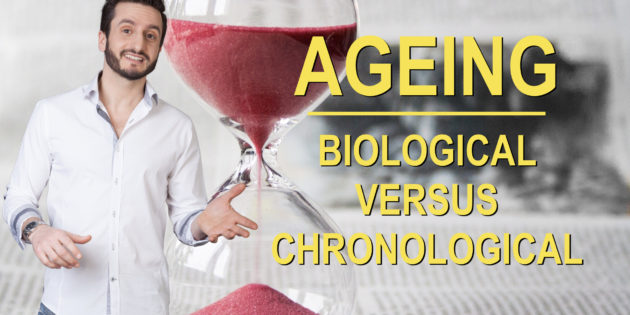 Biological versus Chronological Ageing - Hari Kalymnios - The Thought Gym